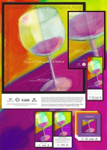 Wine Lovers Marketing Materials