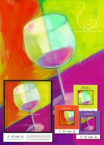 Wine Bar Cafe Imagery