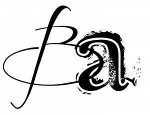 Beauty Asylum Typographic Mark
